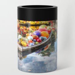 Floating Glass Can Cooler
