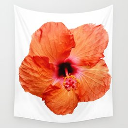 Just the Hibiscus Wall Tapestry
