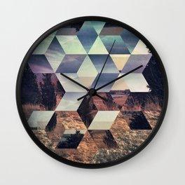 syylvya rrkk Wall Clock