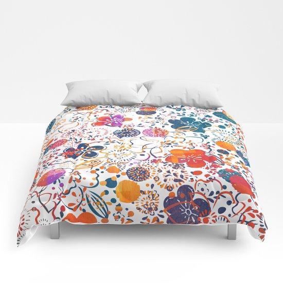 Summer Meadow Comforters