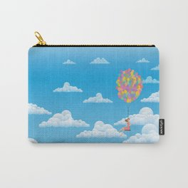 Balloon Girl Carry-All Pouch