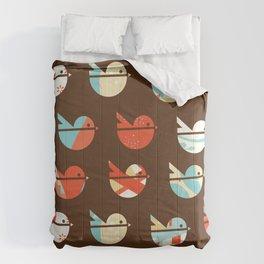 CR-Birds Comforters