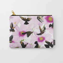 Bee-eater birds fantasy Carry-All Pouch