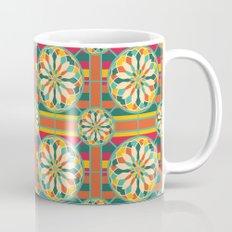 Eye-catching geometric pattern Mug