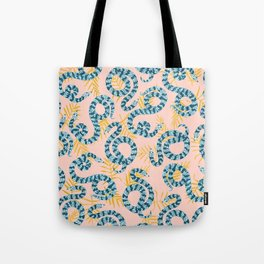 Venom Summer Tote Bag