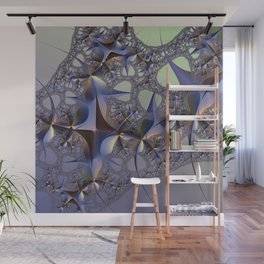 Thorns Weaving Lace Wall Mural