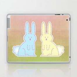 Bunny Time Laptop & iPad Skin