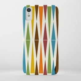 Mid-Century Modern Art 1.4 iPhone Case