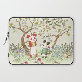 The Enchanted Garden Laptop Sleeve