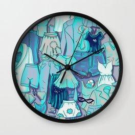 CIAN CLOTHES Wall Clock