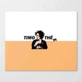 Timo-thé-e Canvas Print
