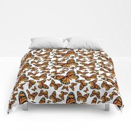 Monarch Butterflies | Monarch Butterfly | Vintage Butterflies | Butterfly Patterns | Comforters