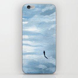 Rise Above iPhone Skin