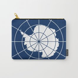 Flag of Antarctica Carry-All Pouch