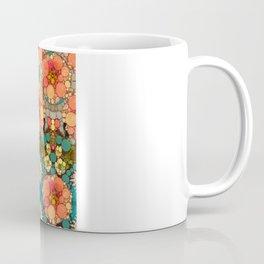 Perky Flowers! Coffee Mug