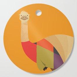 Emu Cutting Board