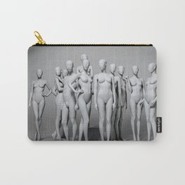 The Real Mannequin Challenge Carry-All Pouch