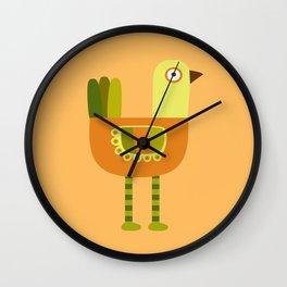 Long Legs Wall Clock