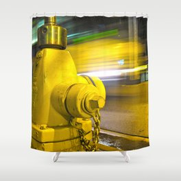 Motive Motion IV Shower Curtain
