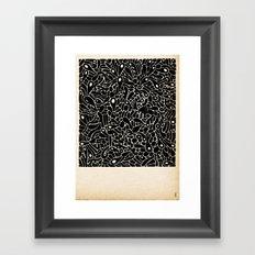 - revolution for birds - Framed Art Print
