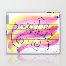 Possible Melody Laptop & iPad Skin