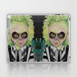 The Ghost with the Most Laptop & iPad Skin