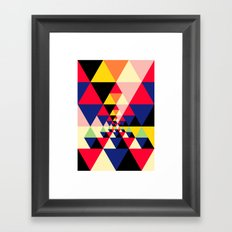 Homage to Max Bill (No.1) Framed Art Print