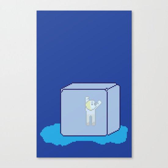Pixtanic Canvas Print