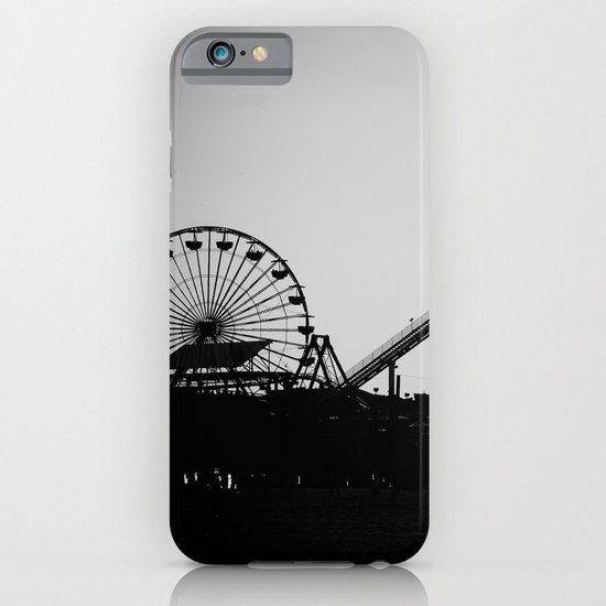 Santa Monica Pier iPhone & iPod Case