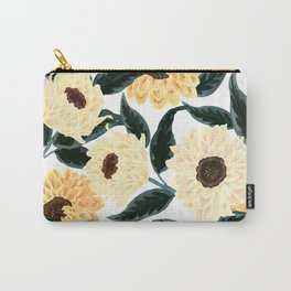 Sunflowers Light Carry-All Pouch