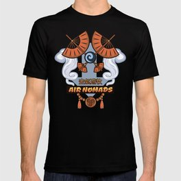 Avatar Nations Series - Air Nomads T-shirt