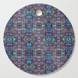Lavender Fields Cutting Board