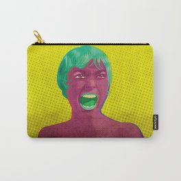 Horror Movie Pop Art Carry-All Pouch