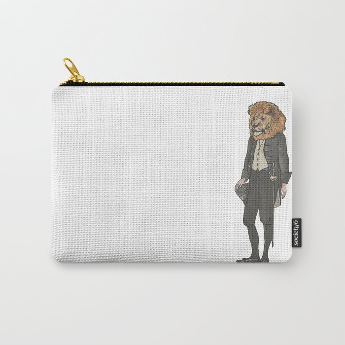 Little Lion Man Carry-All Pouch
