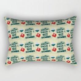 Alternative Pacifism Rectangular Pillow