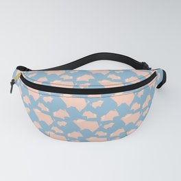 Paper Pigs (Patterns Please) Fanny Pack