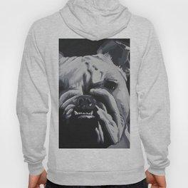 3 Visions Art English Bulldog Hoody