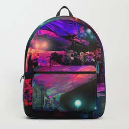 Tunes of the Night Backpack