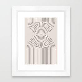 Arch Art Framed Art Print