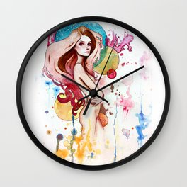 Twixt Wall Clock