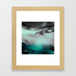 GREENLIGHT Framed Art Print