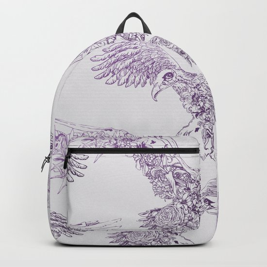 Paradise Found Backpack