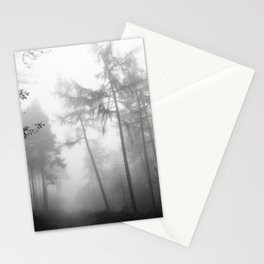 TROUGHT THE FOREST Stationery Cards