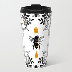 Queen Bee Travel Mug