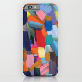 Vivacious 402 iPhone Case