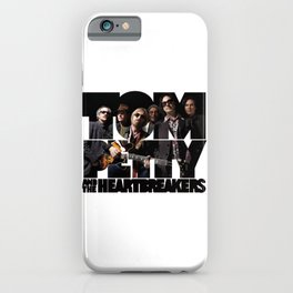 tom petty and the heartbreakers tour 2020 ngamein iPhone Case