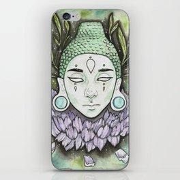Serene Buddha iPhone Skin