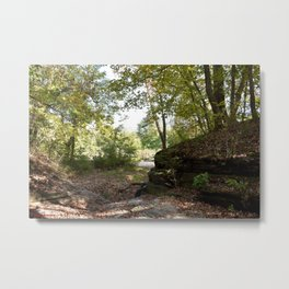 Hanging Rock & Peavine Hollow Series, No. 26 Metal Print