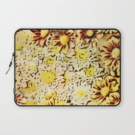 Sunflower Days Laptop Sleeve