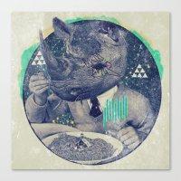 twilight Canvas Prints featuring TWILIGHT by Steven Kline